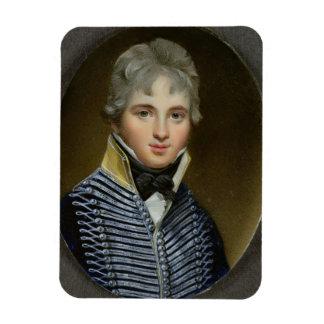 Miniatura de Guillermo Howe de Lancey (d.1815), ma Imanes Flexibles