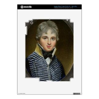 Miniatura de Guillermo Howe de Lancey (d.1815), ma iPad 3 Skin