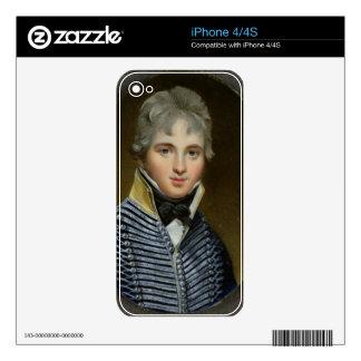 Miniatura de Guillermo Howe de Lancey (d.1815), ma iPhone 4S Calcomanía
