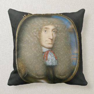 Miniatura de Roberto Kerr, 4to conde de Lothian, 1 Cojines