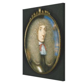 Miniatura de Roberto Kerr, 4to conde de Lothian, 1 Lona Envuelta Para Galerias