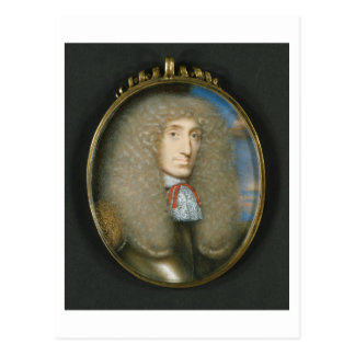 Miniatura de Roberto Kerr, 4to conde de Lothian, 1 Tarjeta Postal