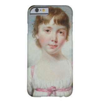 Miniatura de una chica joven funda barely there iPhone 6