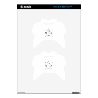 Miniatura majestuosa del escudo del unicornio X Mando Xbox 360 Skin