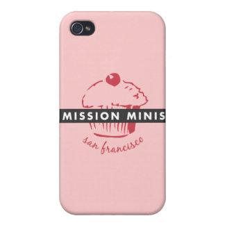Miniaturas de la misión iPhone 4/4S carcasa