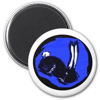 Miniaturas del logotipo de Blackrabbit Iman