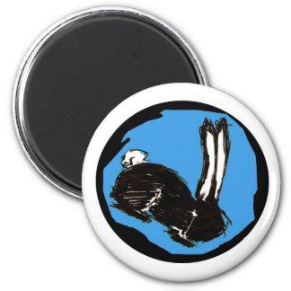 Miniaturas del logotipo de Blackrabbit Iman De Frigorífico