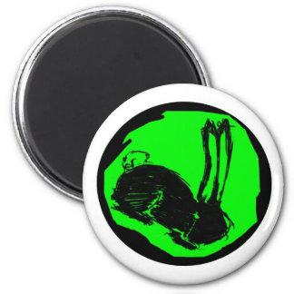 Miniaturas del logotipo de Blackrabbit Iman De Nevera