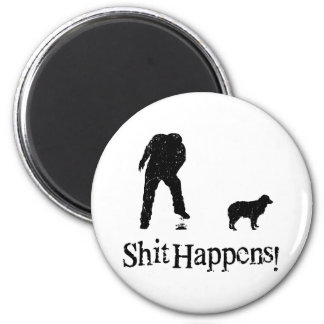 Miniature Australian Shepherd Magnet