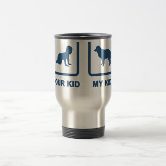 Miniature Australian Shepherd Travel Mug