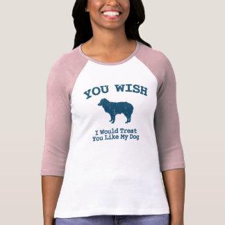 Miniature Australian Shepherd Shirt