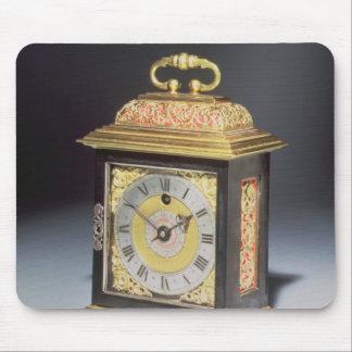 Miniature bracket clock mouse pad