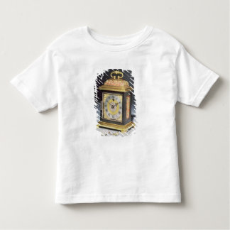 Miniature bracket clock toddler t-shirt