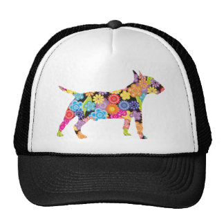 Miniature Bull Terrier Trucker Hat