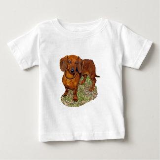 Miniature Dachshund Baby T-Shirt
