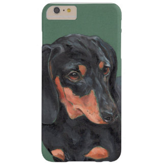 Miniature Dachshund Barely There iPhone 6 Plus Case
