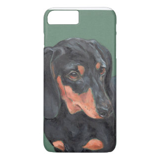 Miniature Dachshund iPhone 8 Plus/7 Plus Case