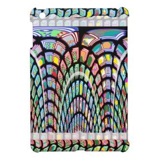 Miniature FineArt Abstract Wave Pattern on gifts iPad Mini Case