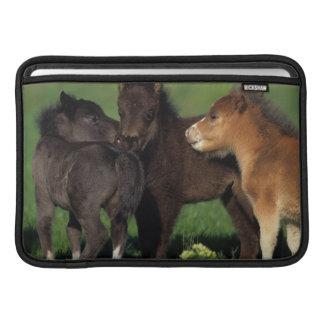 Miniature Foals 1 MacBook Air Sleeve