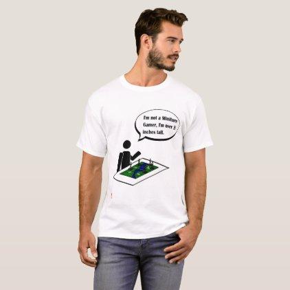 Miniature Gamer Men's T-shirt