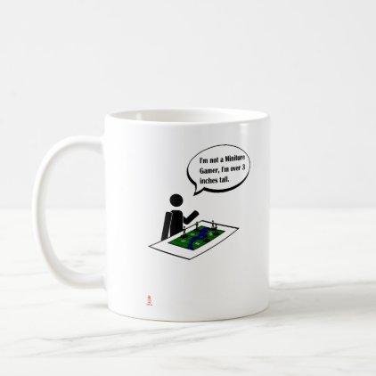 Miniature Gamer Mug