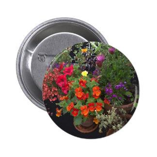 Miniature Gardens 2 Inch Round Button
