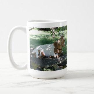 Miniature Goats Coffee Mug