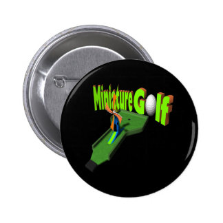 Miniature Golf Button