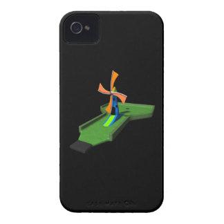 Miniature Golf iPhone 4 Cover