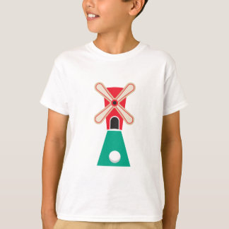 miniature golf windmill T-Shirt