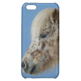 Miniature Horse Headshot iPhone 5C Cover