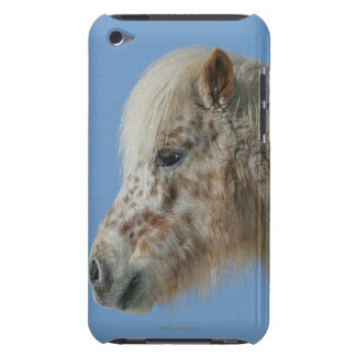 Miniature Horse Headshot iPod Touch Cover