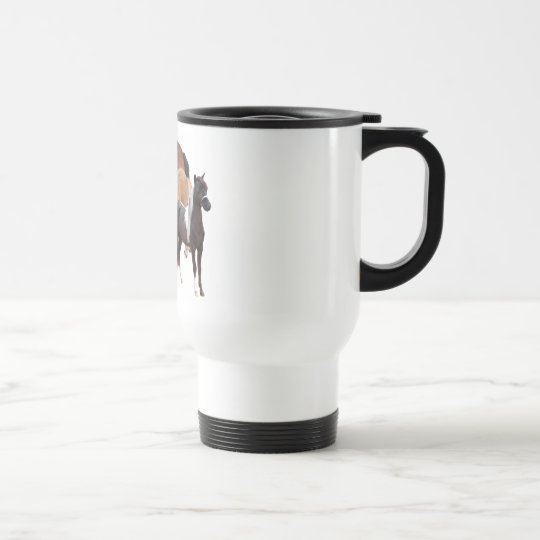 Miniature Horse mug design