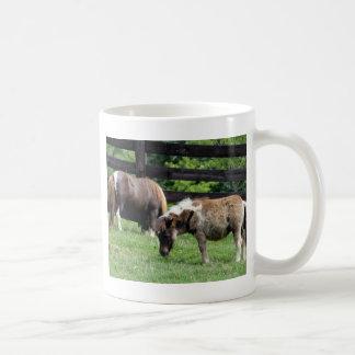 Miniature Horses Coffee Mug