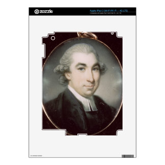 Miniature of an Unknown Clergyman iPad 3 Decals