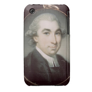 Miniature of an Unknown Clergyman iPhone 3 Case