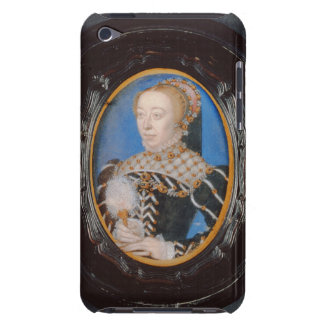 Miniature of Catherine de Medici, c.1555 (w/c on v Barely There iPod Case