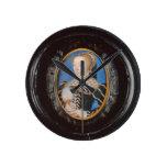 Miniature of Catherine de Medici, c.1555 (w/c on v Round Clock