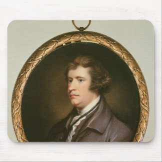 Miniature of Edmund Burke, 1795 Mouse Pads