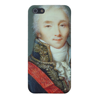Miniature of Joseph Fouche  Duke of Otranto iPhone SE/5/5s Case