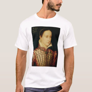 Miniature of Mary Queen of Scots, c.1560 T-Shirt