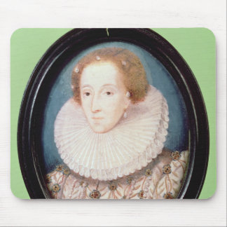 Miniature of Queen Elizabeth I Mouse Pad