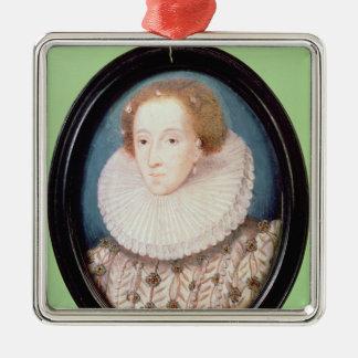 Miniature of Queen Elizabeth I Christmas Tree Ornament