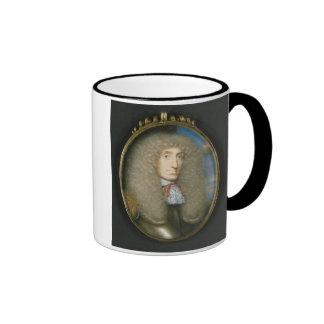 Miniature of Robert Kerr, 4th Earl of Lothian, 166 Ringer Coffee Mug