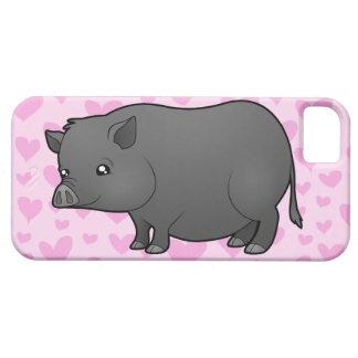 Miniature Pig Love iPhone SE/5/5s Case