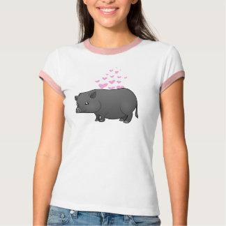 Miniature Pig Love T-Shirt