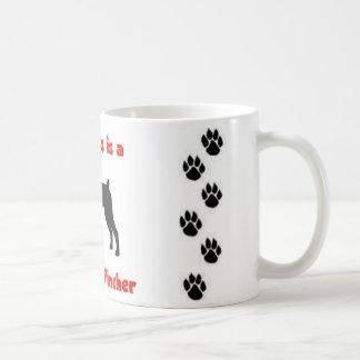 Miniature Pincher Coffee Mug