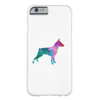 Miniature Pinscher Barely There iPhone 6 Case