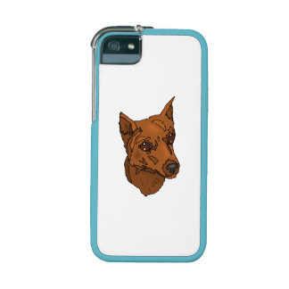 Miniature Pinscher Cover For iPhone 5