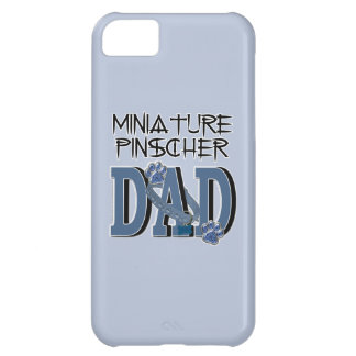 Miniature Pinscher DAD Cover For iPhone 5C